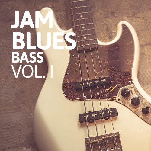Jam Blues Vol. I: Bass