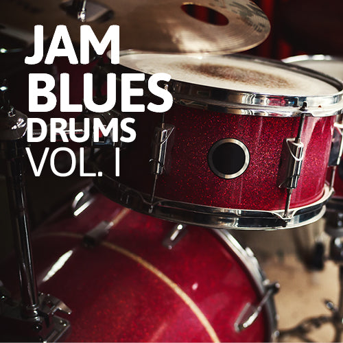 Jam Blues Vol. I: Drums