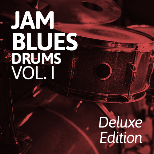 Jam Blues Vol. I: Drums Deluxe Edition