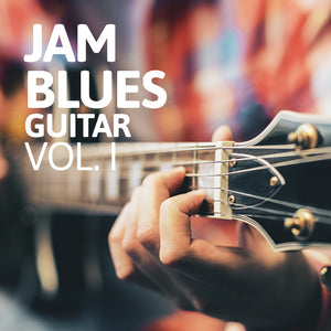 Jam Blues Vol. I: Guitar