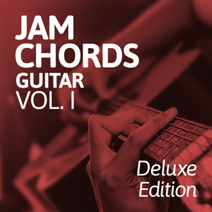 Jam Chords Vol. I: Guitar [Deluxe Edition]