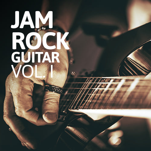 Jam Rock Vol I: Guitar