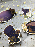 Galaxy Beverage | Stickers