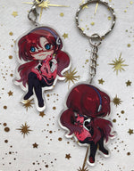 Load image into Gallery viewer, Evangelion Children | Charms - Aurigae Art &Illustration
