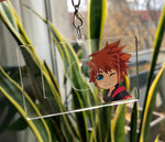 Load image into Gallery viewer, Kingdom Hearts Sora | Charms - Aurigae Art &Illustration