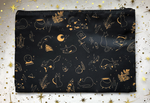 Load image into Gallery viewer, The Witch's Kitten | Cosmetic Bag - Aurigae Art &Illustration