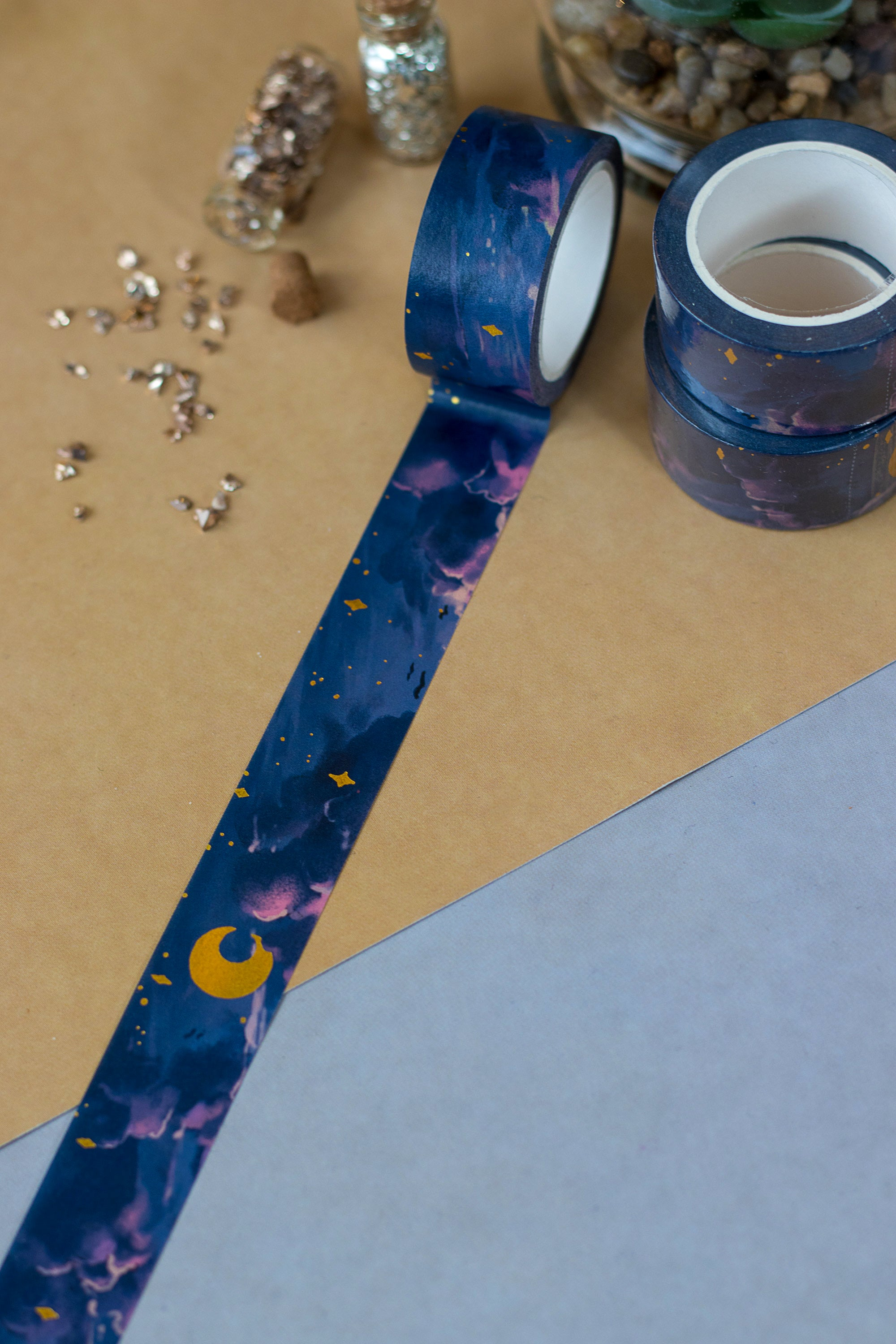 Evening Sky | Washi Tape - Aurigae Art &Illustration