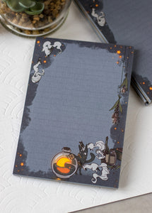 Moon Potion | A6 Notepad - Aurigae Art &Illustration
