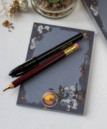 Load image into Gallery viewer, Moon Potion | A6 Notepad - Aurigae Art &Illustration