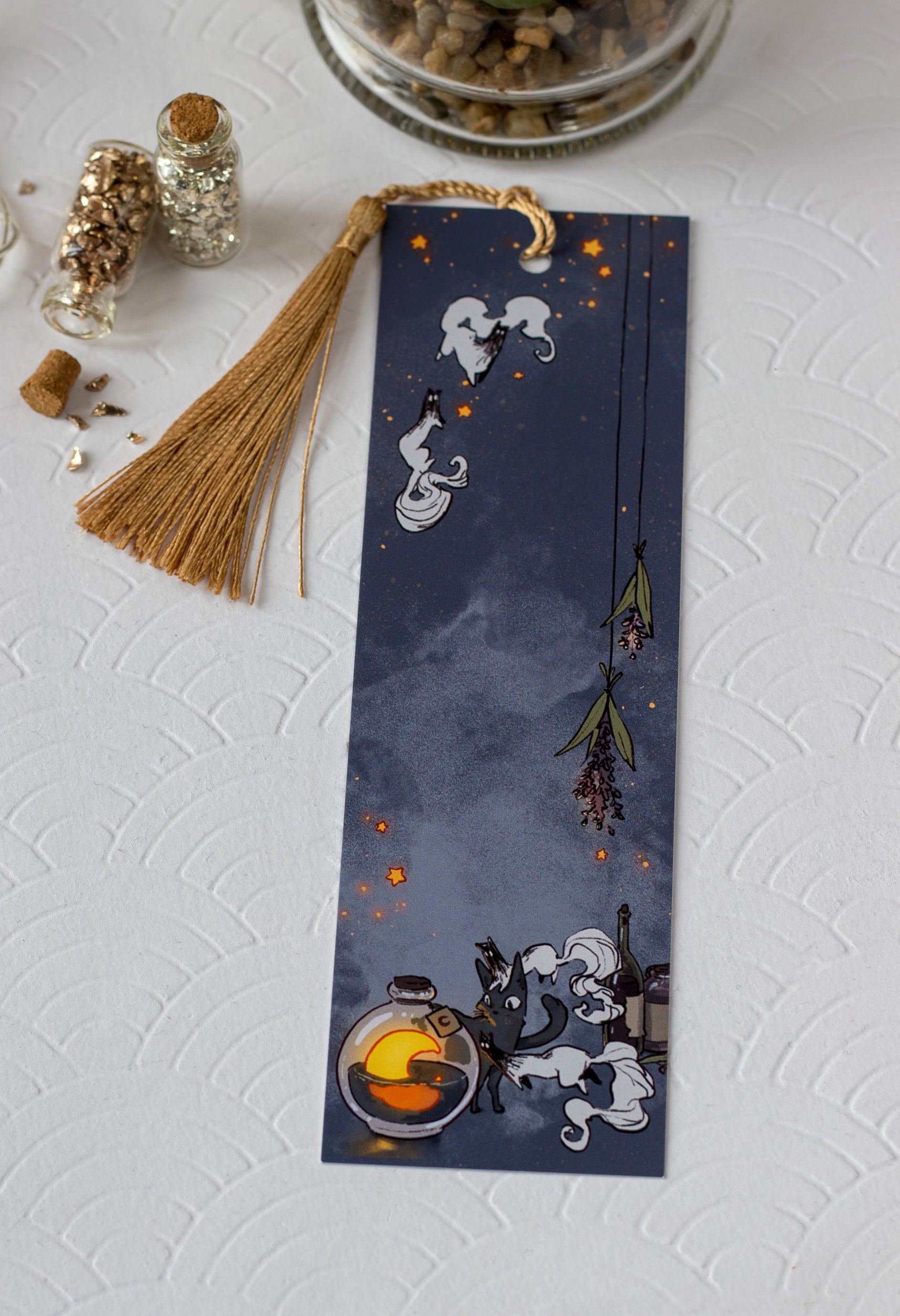 Moon Potion | Bookmark - Aurigae Art &Illustration