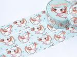 Load image into Gallery viewer, Happy Axolotl | Washi Tape - Aurigae Art &Illustration