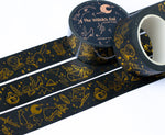 Load image into Gallery viewer, The Witch's Cat | Washi Tape - Aurigae Art &Illustration