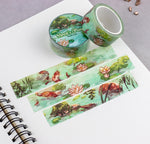 Load image into Gallery viewer, Siren's Pond | Washi Tape - Aurigae Art &Illustration