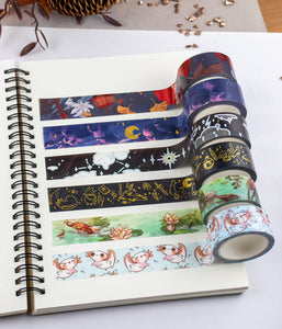"Washi Tape Samples | 12"" or 24"" samples 