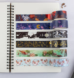 "Load image into Gallery viewer, Washi Tape Samples | 12"" or 24"" samples 