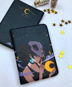 Silent Moon | Card Wallets - Aurigae Art &Illustration