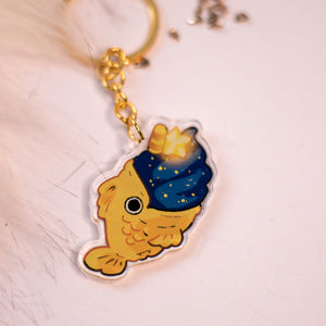 Starry Taiyaki | Charms - Aurigae Art &Illustration
