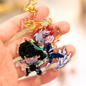 BNHA - Tododeku | Charms - Aurigae Art &Illustration