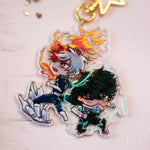 Load image into Gallery viewer, BNHA - Tododeku | Charms - Aurigae Art &Illustration