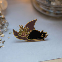 Witch's Hat | Enamel Pin