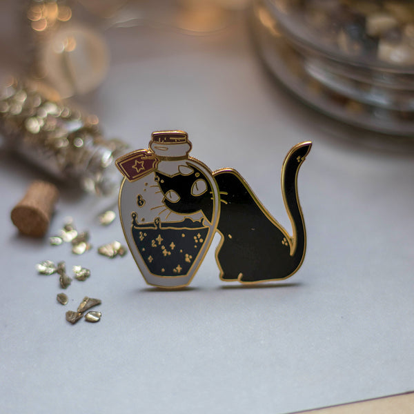 Starry Potion | Enamel Pin