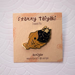 Load image into Gallery viewer, Starry Taiyaki | Enamel Pin - Aurigae Art &Illustration