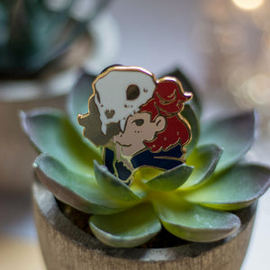 Stella the Witch | Enamel Pin - Aurigae Art &Illustration