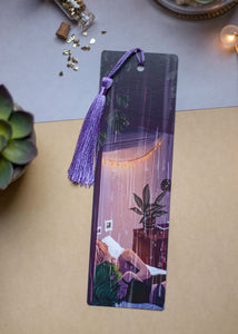 Rainy day | Bookmark - Aurigae Art &Illustration