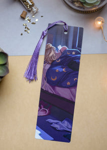 Nighttime | Bookmark - Aurigae Art &Illustration