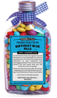 Birthday Blues Pills