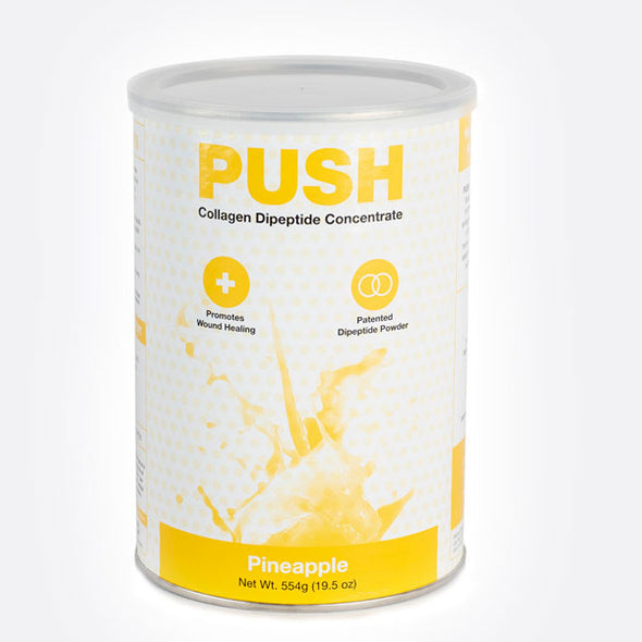 PUSH Wound Care Supplement-Pineapple Can