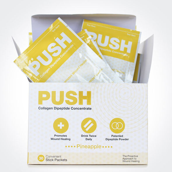 PUSH Wound Care Supplement-Pineapple Packets