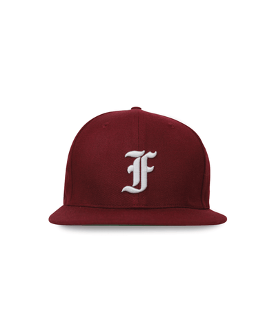 OLE ENGLISH HAT BURGUNDY