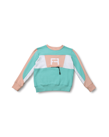 KIDS MINT ELITE CREWNECK