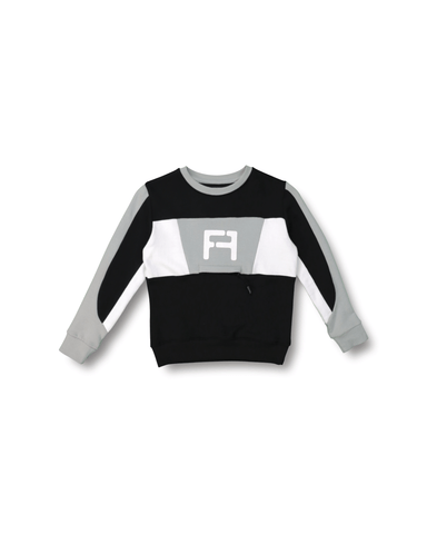 KIDS ONYX ELITE CREW NECK