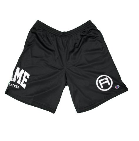 Champions Only Shorts BLACK