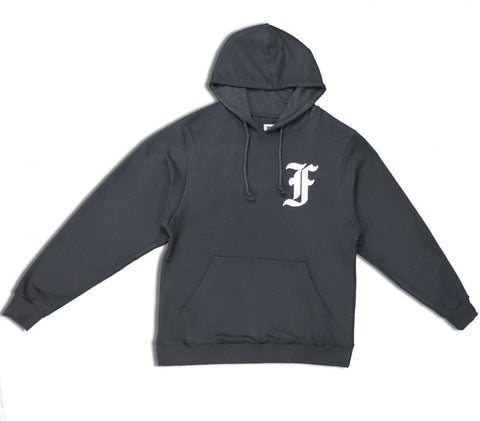 Cropped Ole English Hoodie