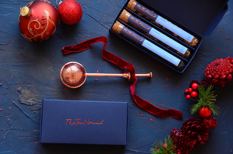 The Tea Nomad Christmas tea gift set