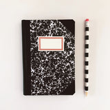 Handmade A6 Bound Notebook (Assorted Colours)