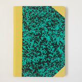 NEW: Handmade A5 Bound Notebook (Colour Contrast)