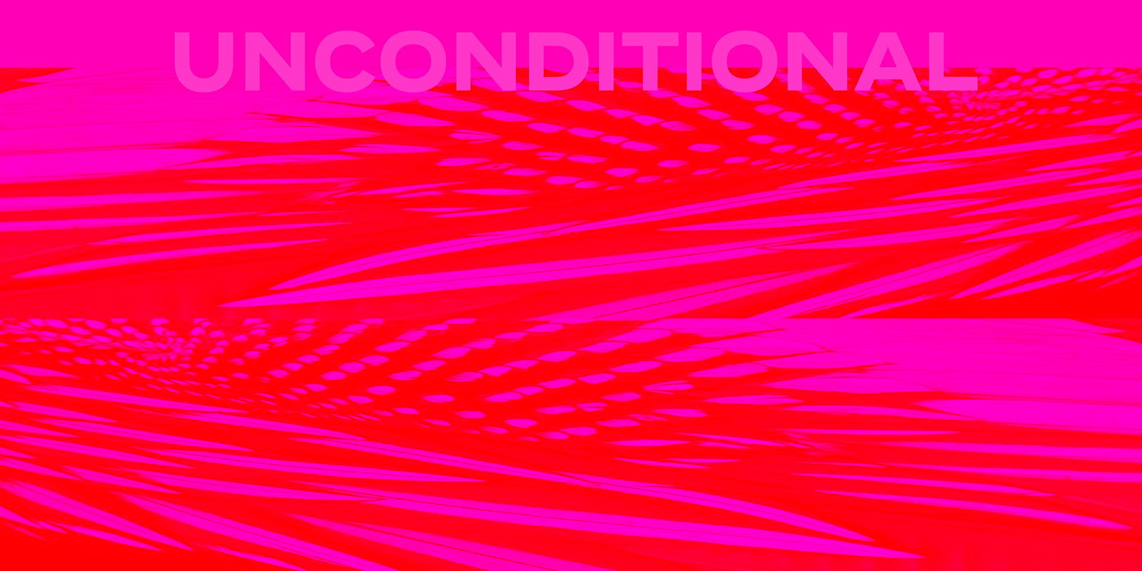 D/Luca Feather Unconditional Fire - Artwork