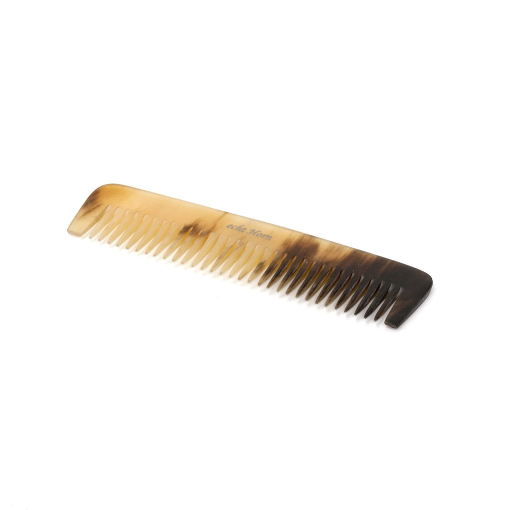 Premium Natural Horn Pocket Comb