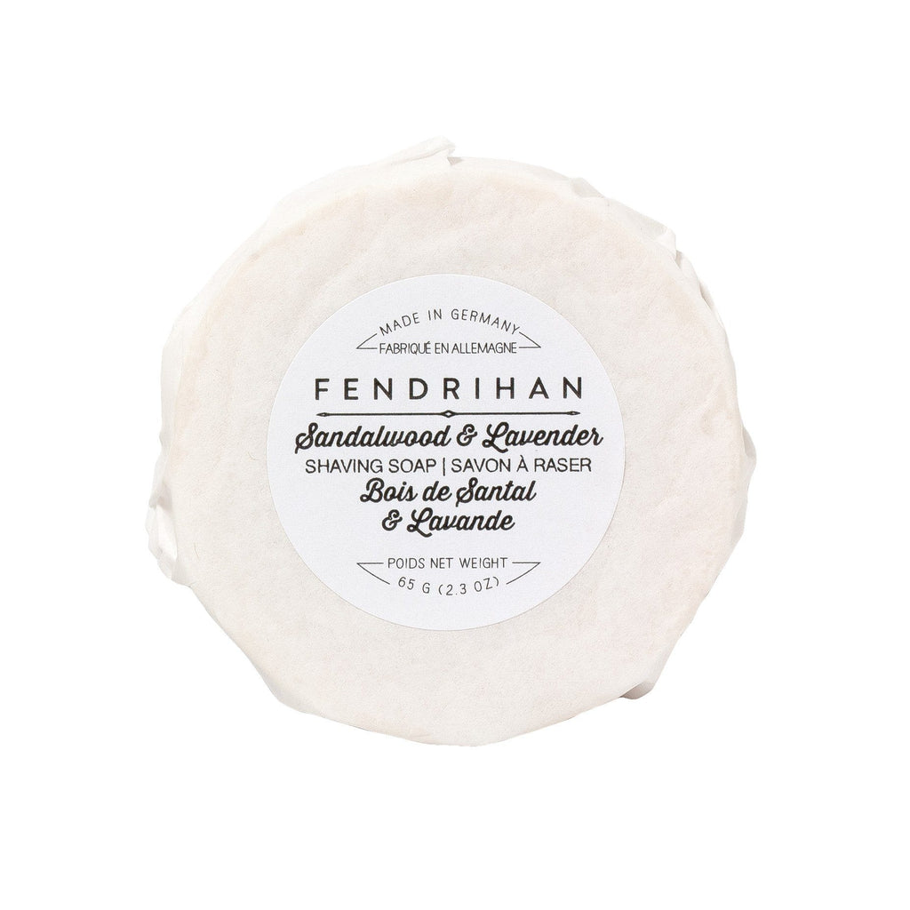 Sandalwood & Lavender Shaving Soap, 65 g