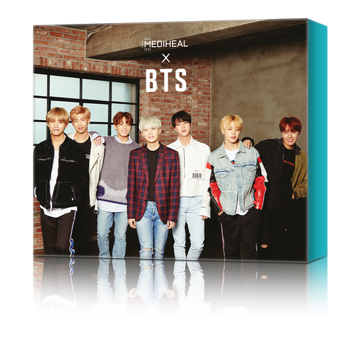Image of BTS Photo Cards. Part of the BTS Skin Soothing Care collection.