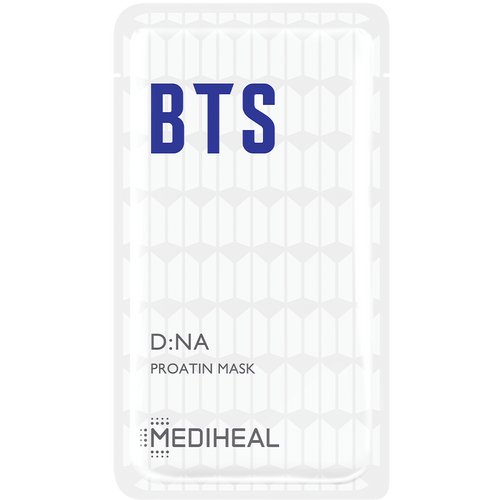 Image of D:NA Proatin Mask. Part of the BTS Moisture Barrier Care collection.