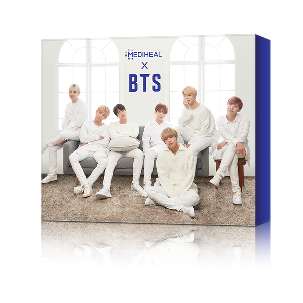 MEDIHEAL x BTS Hydration Care Special Set - Mediheal US