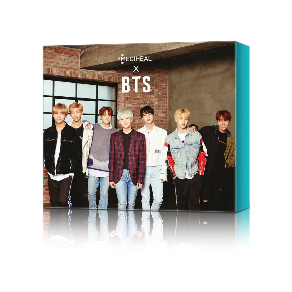 MEDIHEAL x BTS Soothing Care Special Set