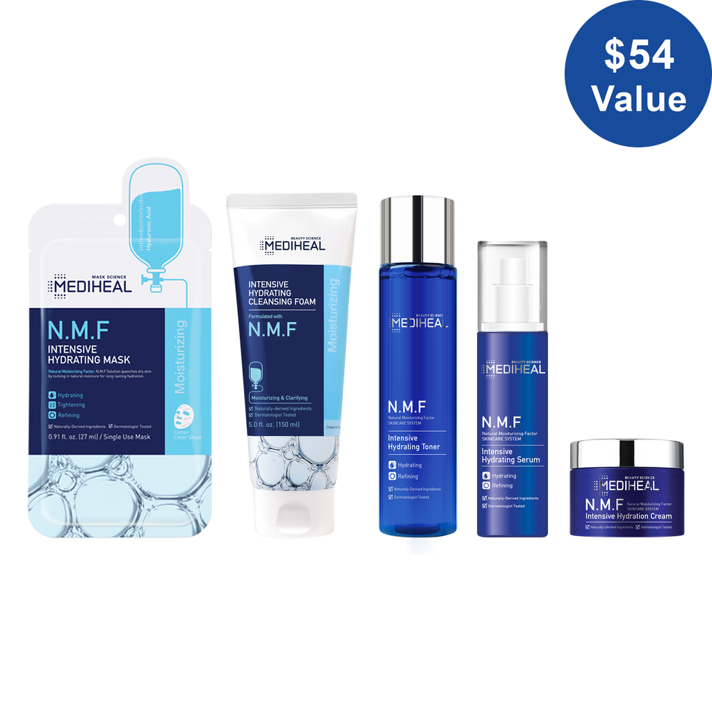 N.M.F Intensive Hydrating Skincare Set