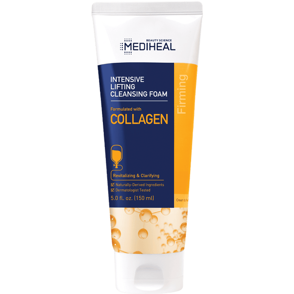 Collagen Intensive Lifting Cleansing Foam - Mediheal US
