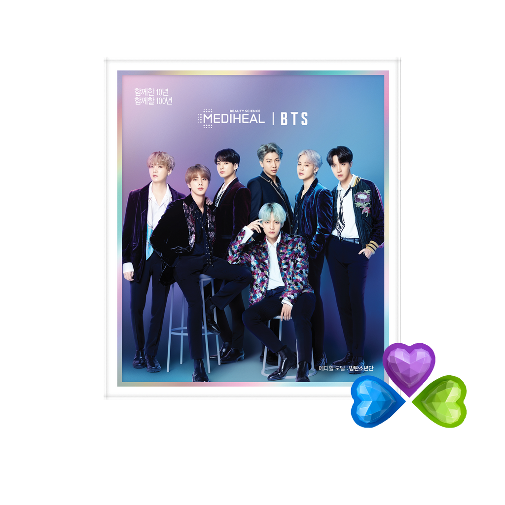 BTS Edition Bio Capsulin Love Me Mask Set